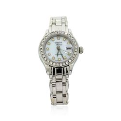 Geneve Supreme 18KT White Gold Wristwatch