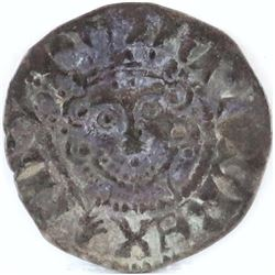 1216- 1272 Medival Great Britain - Long Cross Penny - Henry III.
