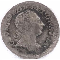 1772 Great Britain Maundy Penny - George III.