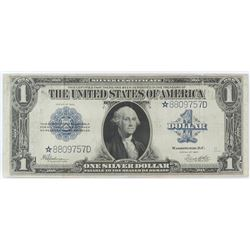 Star Note: 1923 $1 Silver Certificate Note. FR# 237*.
