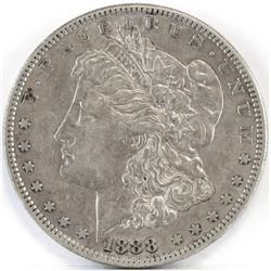 1888 S Morgan Dollar.