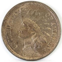 1875 Indian Head Cent.