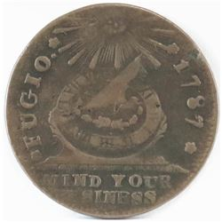 Early American: 1787 Fugio Cent.