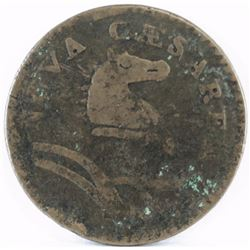 Early American: 1786 New Jersey - no date.