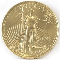 1995 $10 American Gold Eagle 1/4oz.