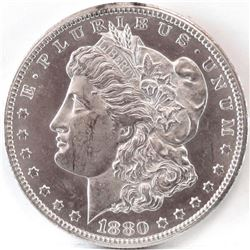 1880 CC Morgan Dollar - VAM 3 - Dash Under 8.
