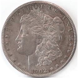 1902 S Morgan Dollar.