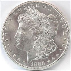 1885 CC Morgan Dollar.