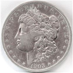 1903 S Morgan Dollar.
