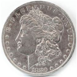1880 CC Morgan Dollar - VAM 8 - 8/7 Dash.