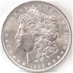 1899 Morgan Dollar.