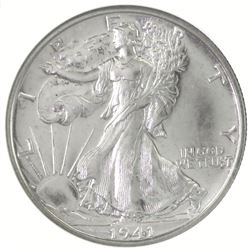 Proof: 1941 Walking Liberty Half Dollar - No AW. NGC Certified PF65.