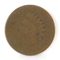 1877 Indian Head Cent. Key!