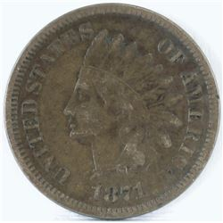 1871 Indian Head Cent.