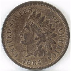 1864 L Indian Head Cent.