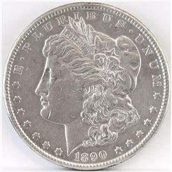 1890 CC Morgan Dollar.