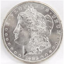 1883 CC Morgan Dollar.