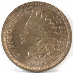 1864 Indian Head Cent.