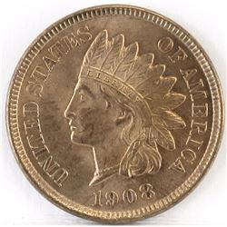 1908 Indian Head Cent.