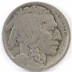 1913 S Ty. 2 Buffalo Nickel.