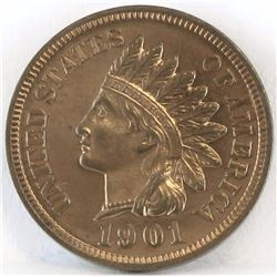 Proof: 1901 Indian Head Cent.