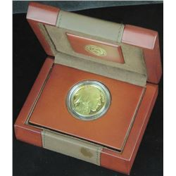 Proof: 2016 American Buffalo 1oz. Gold with box and papers.