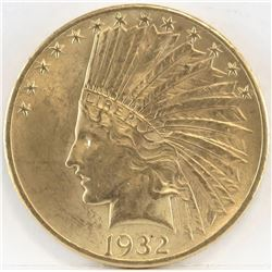 1932 $10 Indian Gold.