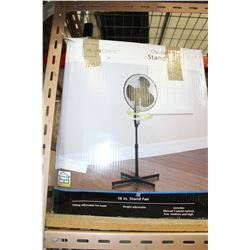 HOMESTAYS OSCILLATING FLOOR FAN IN BOX