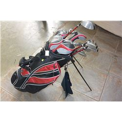 TOMMY ARMOUR ROYAL SCOTT COMPLETE GOLF CLUB SET IN BAG