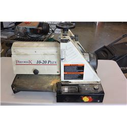 PERFORMEX DRUM SANDER MODEL 10-20 PLUS