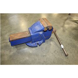 "BLUE RECORD 6 3/4"" BENCH VICE"
