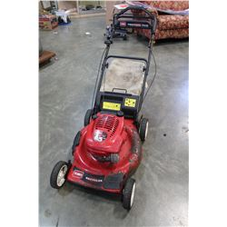 "TORO 6.5HP 22"" REAR DRIVE LAWNMOWER"