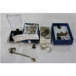 SILVER JEWELLRY AND PENDANTS