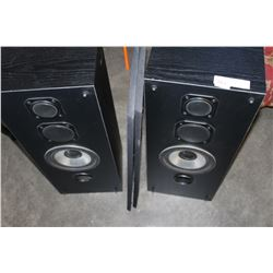 PAIR OF VIVID SPEAKERS