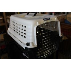PETMATE HARDCOVER SMALL ANIMAL CARRIER