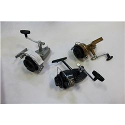 FORRESTER FIORD AND OTHER FISHING REEL