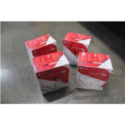 FOUR BOXES OF E-VAPORIZERS CANADIAN