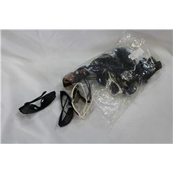 BAG OF LOST PROPERTY SUNGLASSES
