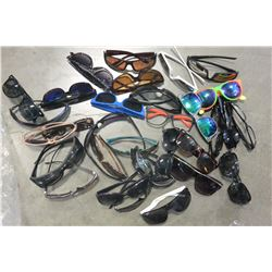 LARGE BAG OF LOST PROPERTY SUNGLASSES