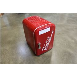 COCA COLA MINI HOT/COLD FRIDGE