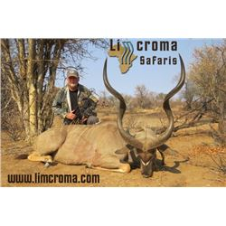 10 Day Safari, two Hunters, Includes one Blue Wildebeest and One Impala for each hunter