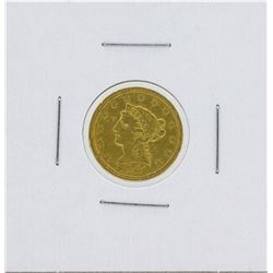 1851 $2 1/2 Liberty Head Quarter Eagle Gold Coin
