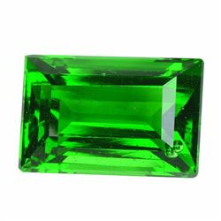 Natural Green Amethyst 25.71 Carats - VVS