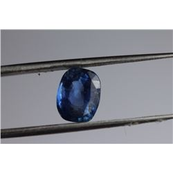 Natural Blue Sapphire 2.36 Cts - no Treatment