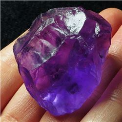 Natural Purple Amethyst Rough 213 Carats