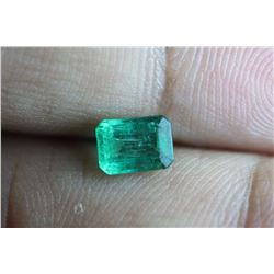 Natural Emerald 1.07 Carats - no Treatment..........ori