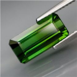 Natural Top Green Tourmaline 2.84 Cts