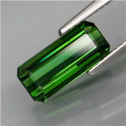 Natural Top Green Tourmaline 2.17 Cts