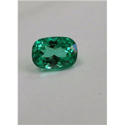 Natural Columbian Emerald 9.45 Carats - Gubelin/AGL