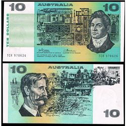 Australia, QEII, Ten Dollars, Phillips/Wheeler, 1974 (R.305)